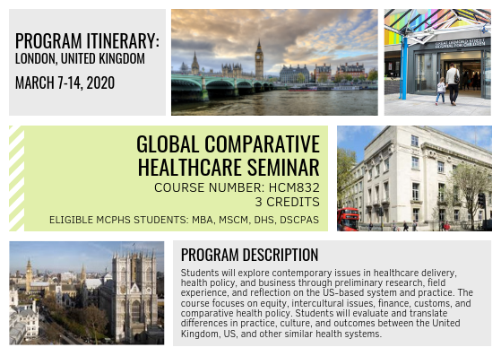 MCPHS Global Comparative