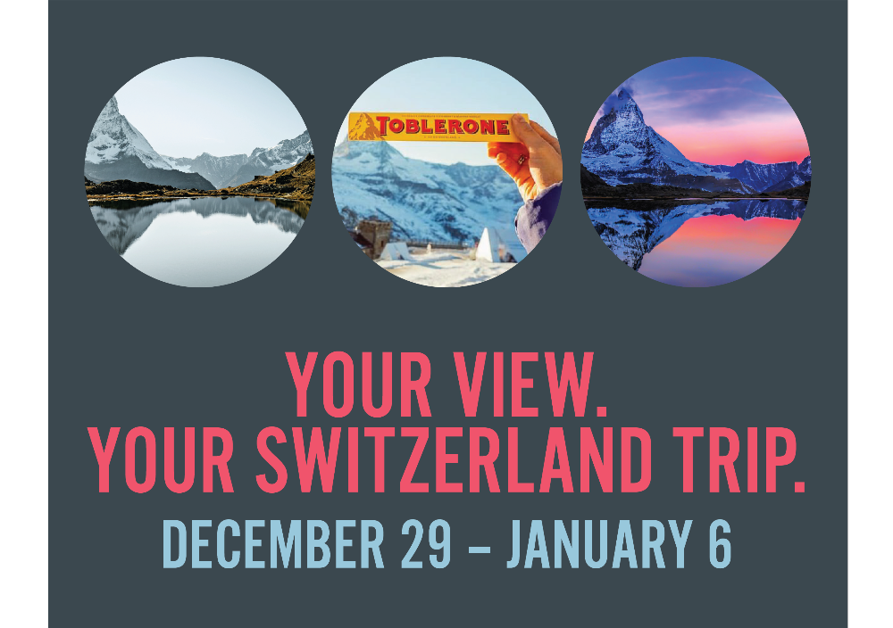 Switzerland Cultural Excursion